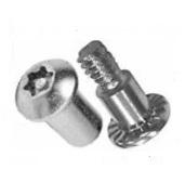 Torx Pin Barrel nuts