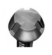 Loss prevention fasteners T-Groove Screws