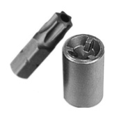 Loss prevention fasteners Security Tools