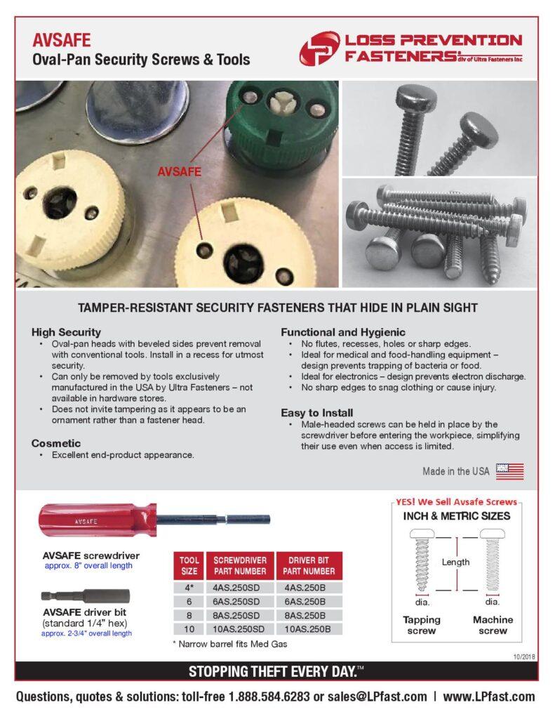 loss-prevention-fasteners-avsafe-tech