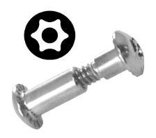 Torx Pin Barrell Nuts